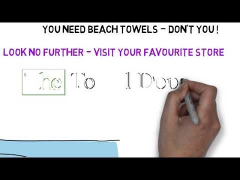 Wholesale Beach Towels - Bulk Beach Towels