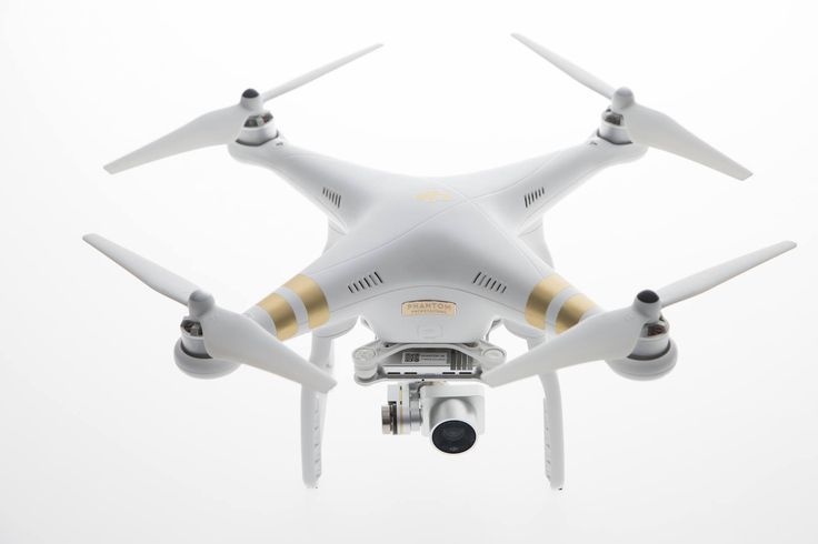 DJI Phantom 3 - smooth, modern design and great camera. You will love it.