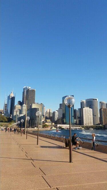 Snapshot in Sydney, Australia