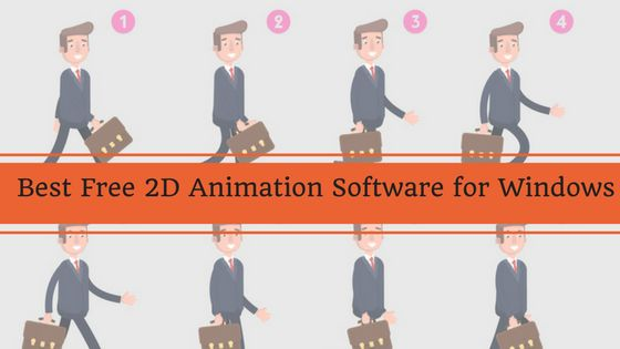Best Free #2D #Animation #Software for Windows