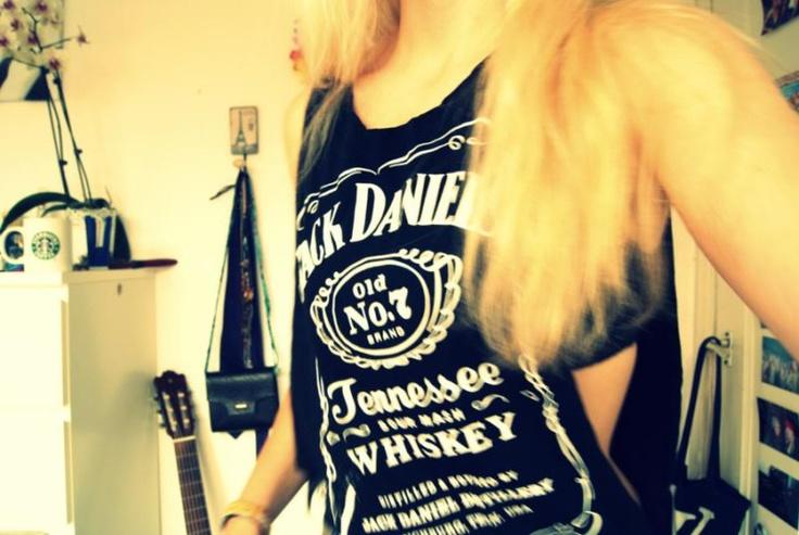 Jack Daniels DIY Shirt