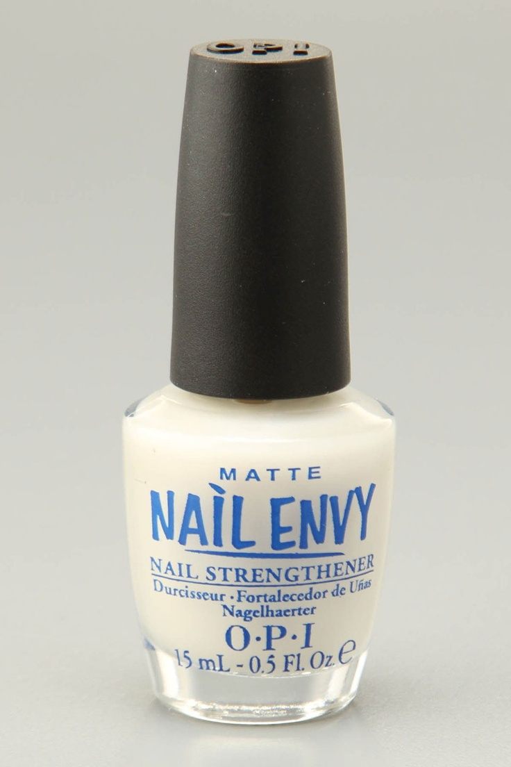 OPI Matte Nail Envy (if you like the matte look, you can paint this over any color!) $6.99