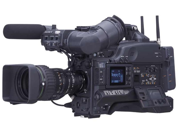 Sony DSR 450WSPL Professional Video Camera