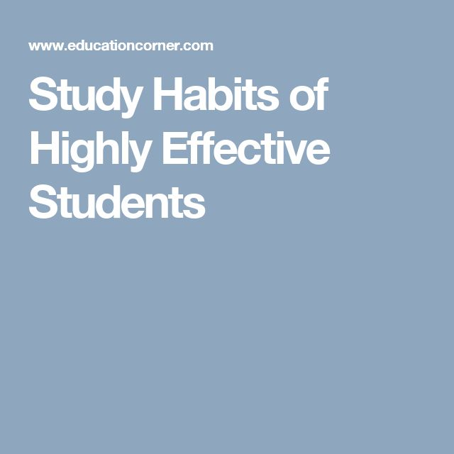 factors affecting the study habits of the students Thesis on the factors affecting study habits 2  study help  study habits  healthy eating habits  study better  study tips it is never too late to develop great study habits if you're starting a new school year, or you just want to improve your grades and school performance, take a look at this list of good habits and start making some.