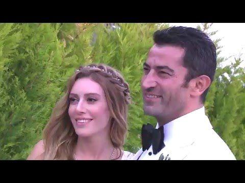 Sinem Kobal ile Kenan İmirzalıoğlu'nun düğünü