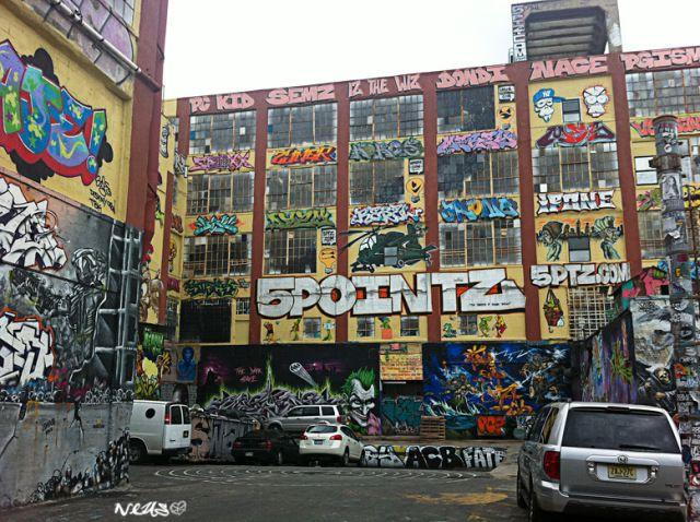 graffiti   Felicidad en movimiento