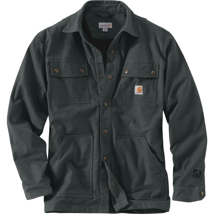 Carhartt - Full Swing Cryder Shirt Jacket - Men's  - Shadow