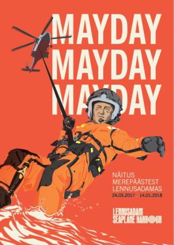 Mitä on meripelastus? Lentosatamassa avautuu 24.3. käytännönläheinen ja kattava meripelastusta käsittelevä Mayday, mayday, mayday -näyttely. Meripelastuksen historian lisäksi tutustut mm. aitoon pelastushelikopteriin. Voit myös esim. kokeilla, millaista on olla pelastusoperaation johdossa hätäkutsun tullessa. Näyttelyn ovat koonneet Viron meripelastusalan johtavat asiantuntijat ja vastuulliset instituutiot. Se on avoinna 14.1.2018 asti.