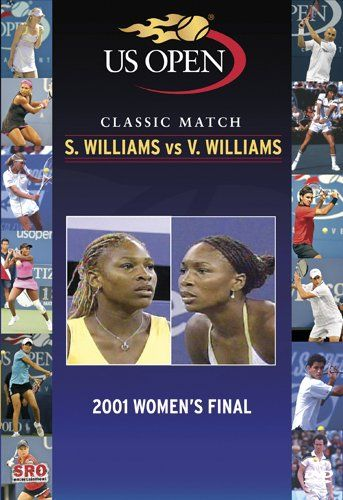 US Open Tennis Final 2001: Serena Williams vs Venus Williams * Check this awesome product by going to the link at the image.