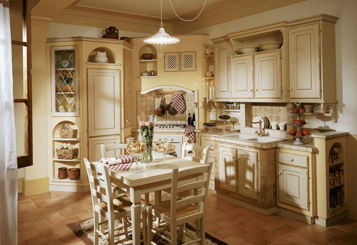 Old england cucina country chic kitchen ideas - Cucine shabby chic ...