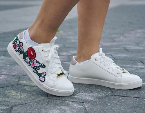 b0ad97bd615 Constantly get compliments on these floral gems! #sneakers #aldo #ShopStyle