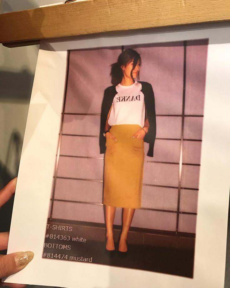 東京展示会 FIVE 何この可愛いコーデ  Tシャツは 洗濯に強く毛羽立ちや色あせしにくい素材です なんと UVカット機能があるのも嬉しいポイントです 素材はコットン100  3月上旬中旬入荷予定 6900tax colorホワイトトップグレーブラック  ポンチスカートは 1月中旬下旬入荷予定  艶やかな光沢と加工による柔らかさを兼ね備えたポンチ素材 表面に毛羽が少ないのが特徴 コットン100 9800tax colorマスタードピンクブラック  #吹田市 #吹田市セレクトショップ #セレクトショップunsourire #セレクトショップアンスリール #unsourireコーデ #関大前セレクトショップ #阪急千里線関大前駅 #コーディネート#coordinate#ママコーデ#ママファッション#ママガール#大人カジュアル#casual#カジュアル#今日の服#今日のコーデ#ootd#outfit#tシャツ #2018ss #ファイヴ #シンプルコーデ#ママスタ部#展示会 #instafashion#instapic#instagood