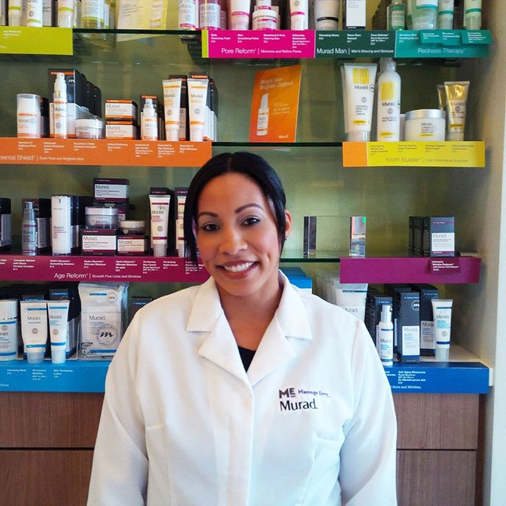 """#featurefriday Employee Feature: Meet Leisha, our Lead #Estheticians at our #PearlCity #Highlands #MassageEnvy #Hawaii location. #spa Leisha's best vacation she's been to is the Big Island. What she likes most about her position at Massage Envy is """"I love seeing results on my clients skin after our Murad Facials and seeing the home care regime and recommended products work specifically towards my clients."""""""