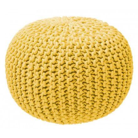 1000 id es sur le th me pouf jaune sur pinterest tapis. Black Bedroom Furniture Sets. Home Design Ideas