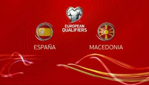 Spain vs Macedonia Live Stream
