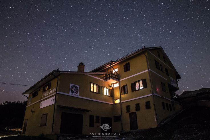 """Vivi un weekend in Abruzzo sotto le stelle fra """"I cieli più belli d'Italia"""", sotto il cielo del Rifugio Prato Selva 2.0. Prenoti ora e paghi sulla location!"""