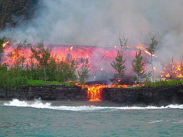 Volcanreunion - La Réunion — Wikipédia