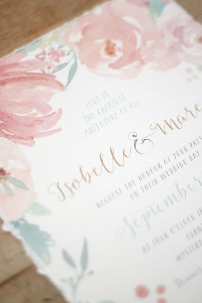 Best 25 pastel wedding invitations ideas on pinterest pastel just my type wedding invitation and wedding stationery design nz spring floral watercolour pretty pastel peonies stopboris Gallery