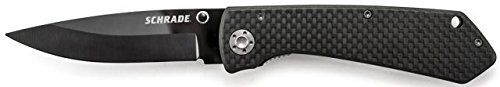 Special Offers - Schrade SCH402L Ceramic Liner Lock Folding 3.4-Inch Knife with Carbon Fiber Handle - In stock & Free Shipping. You can save more money! Check It (May 26 2016 at 03:01AM) >> http://huntingknivesusa.net/schrade-sch402l-ceramic-liner-lock-folding-3-4-inch-knife-with-carbon-fiber-handle/
