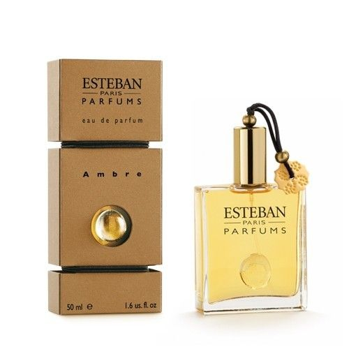 Ambre 50 ml Eau de Parfum Esteban https://www.maisonparfum.com/en/perfumes/1198-ambre-50-ml-eau-de-parfum-esteban-3660963049149.html An Oriental Eau de Parfum on a vanilla 'gourmand' high tone for fresh citrus and pink pepper, with a background of soft amber. Content 50 mlTop notes of pink pepper, nutmeg, rhubarbHeart notes: patchouli, freesia, hawthornBase notes: vanilla, amber, sandalwood #perfume #parfum #maisonparfum