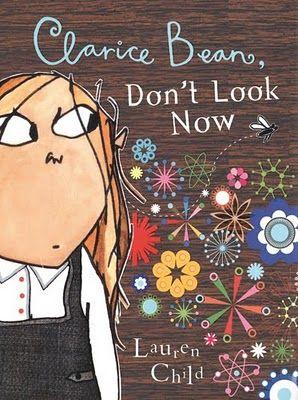 Clarice Bean by Lauren Child