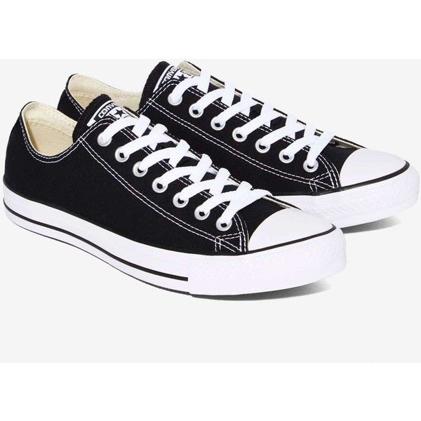Converse Chuck Taylor All Star Classic Sneaker ($55) ❤ liked on Polyvore featuring shoes, sneakers, star shoes, converse sneakers, canvas shoes, canvas sneakers and striped canvas shoes