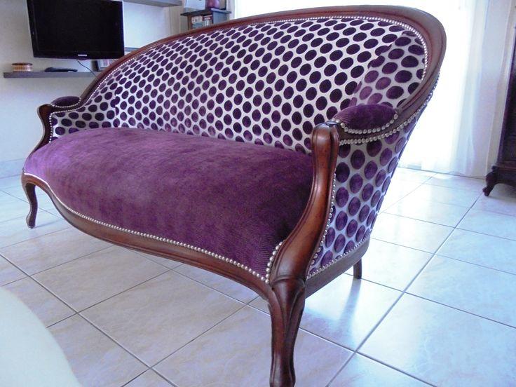 les 8 meilleures images du tableau r nove ancien sur pinterest ancien fauteuil voltaire et modern. Black Bedroom Furniture Sets. Home Design Ideas