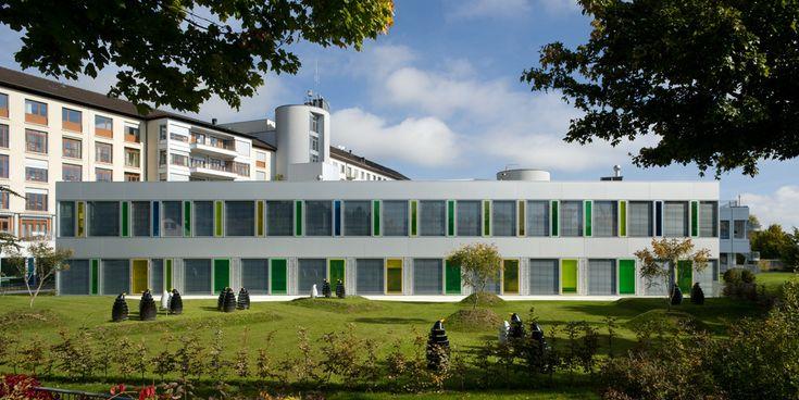 Gallery of Children's Clinic Wildermeth / bauzeit architekten - 9