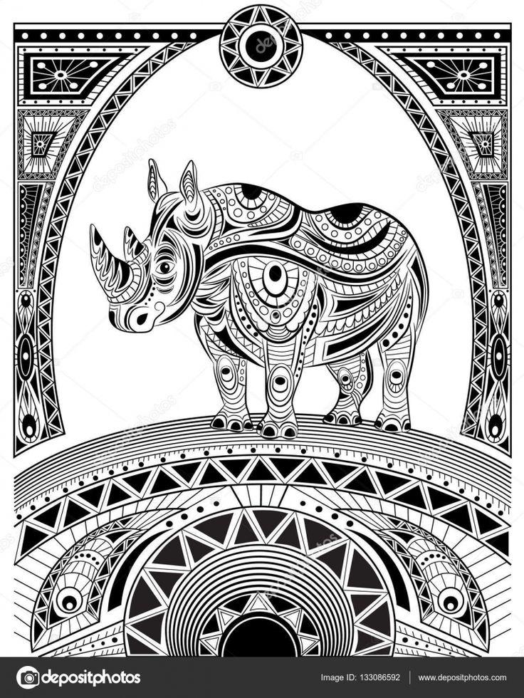 17 Best Rhino Sculptures Images On Pinterest Rhinoceros