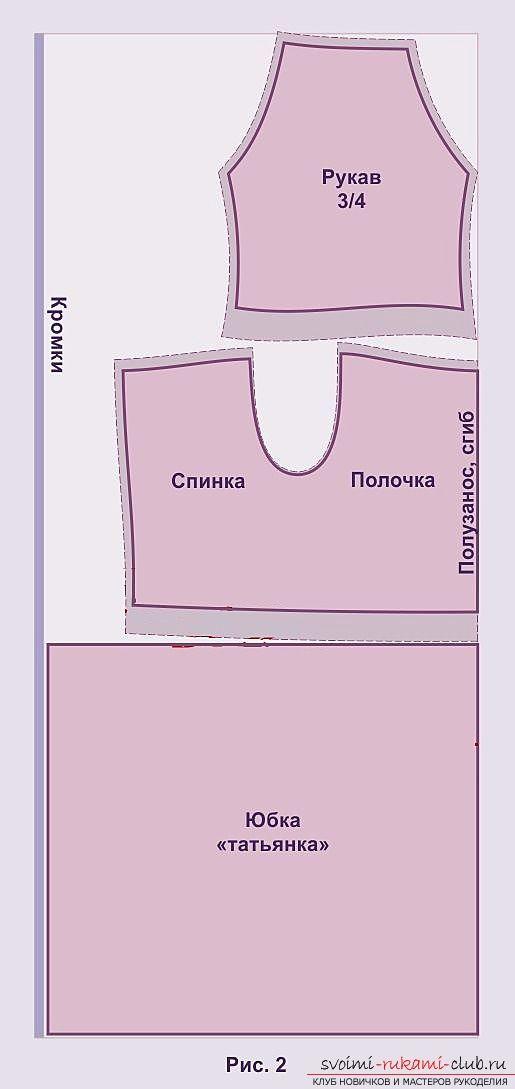 кофточка блузка крестьянка фото выкройка фото можно увидеть