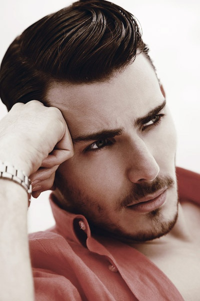 Fantastic 1000 Images About Men39S Hairstyles On Pinterest Short Hairstyles Gunalazisus