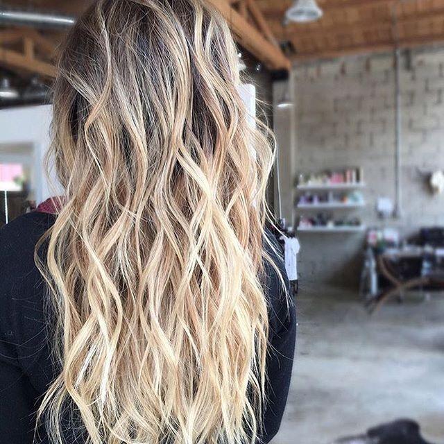 Beach blonde blend