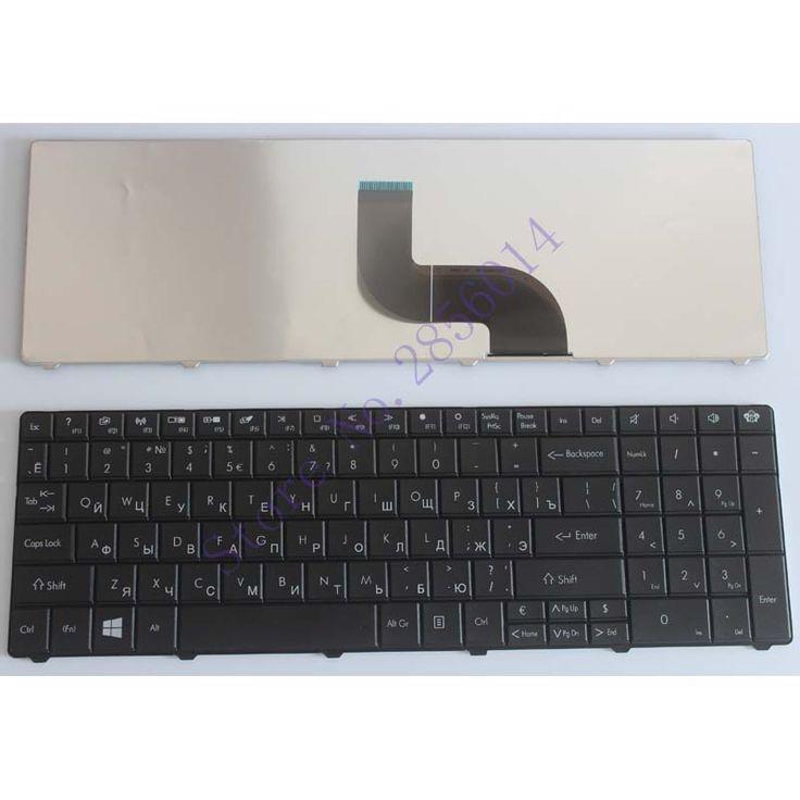 NEW Russian keyboard For Packard Bell Easynote TK37 TK81 TK83 TK85 TX86 TK87 TM05 TM80 TM81 TM97 Laptop RU black #Affiliate