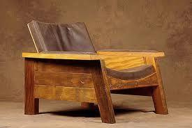 Chair - Reclaimed Wood