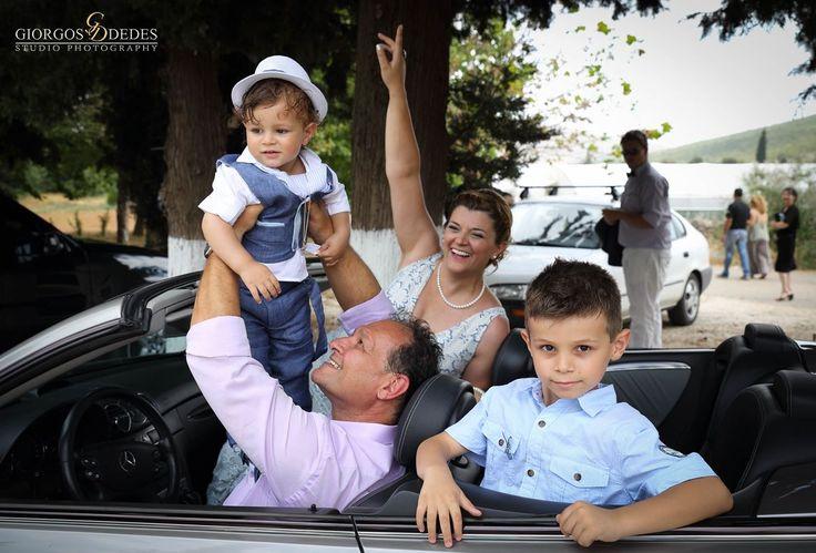 Φωτογράφηση βάπτισης στο Μαραθώνα | www.studio-dedes.gr