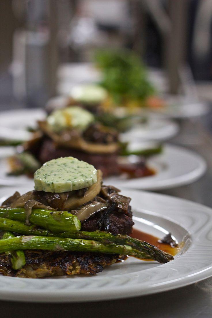 Plated Dinner Options: Steak 1609 Restaurant & Lounge | Food Photos