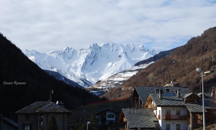 Etrouble, Valle d'Aosta, Italy