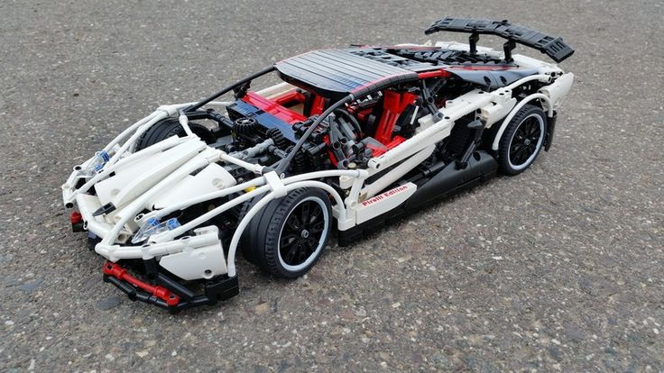 Lego Technic Lamborghini Aventador