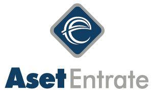 Ideazione nuovo logo per ASET (Fano), sezione riscossione contributi, nominato ASET ENTRATE #aset #contributi #fano #logo