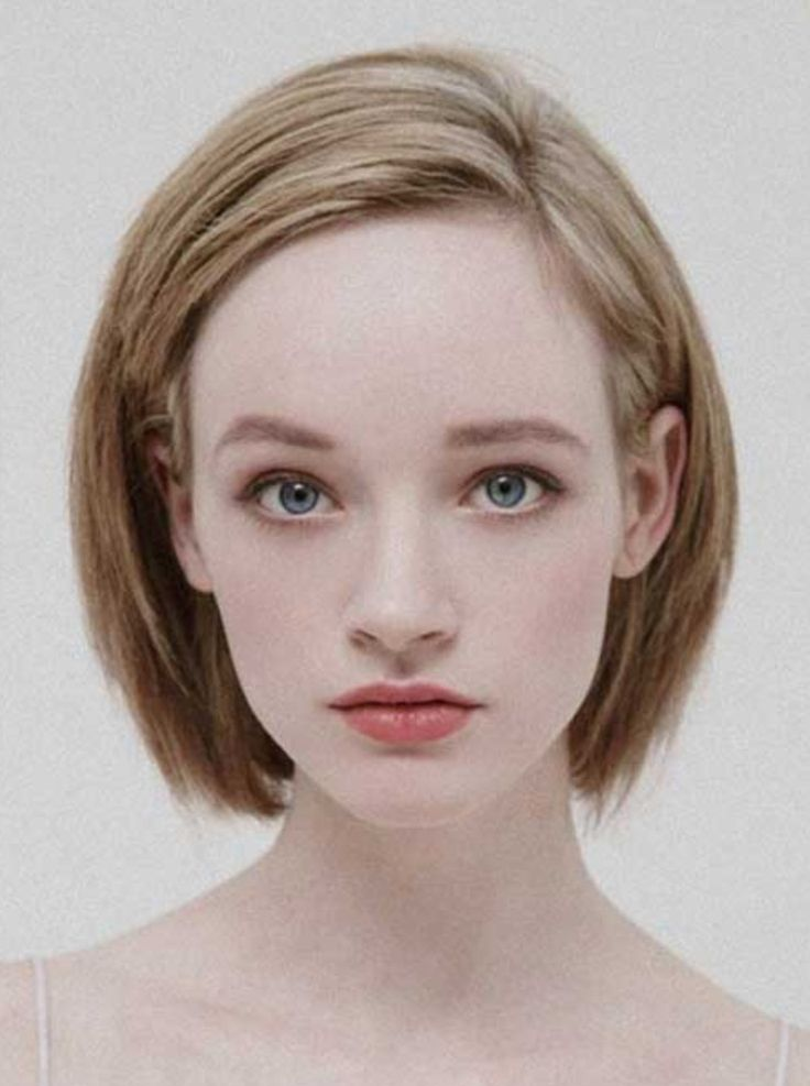 Short hair! Perfect length