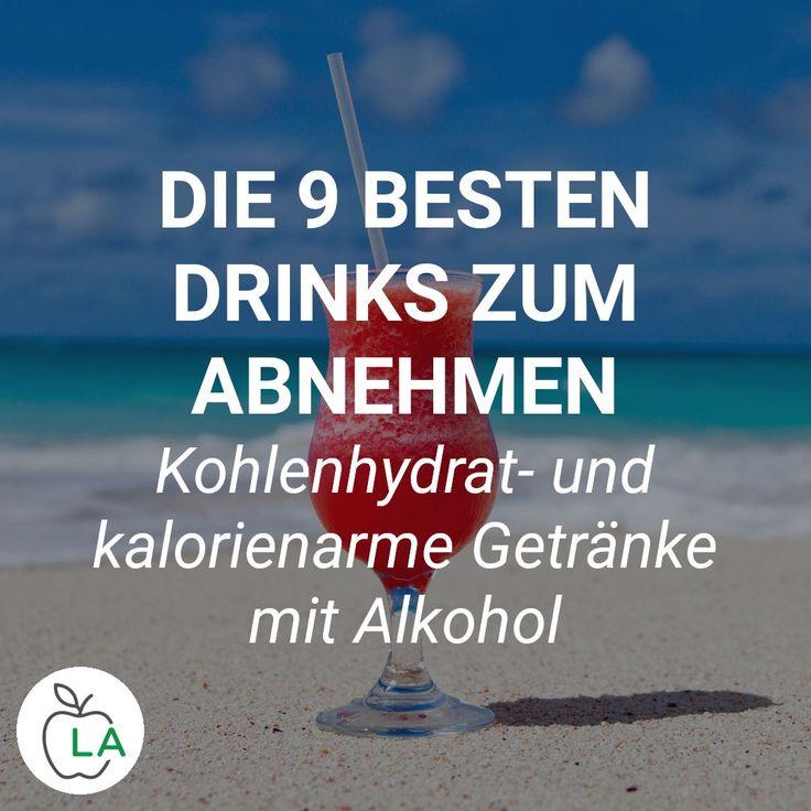 Low Carb Alkohol: Die 9 besten Getränke zum Abnehmen..