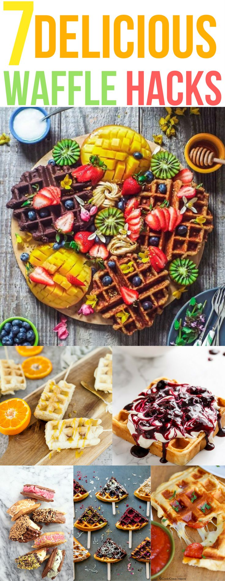 7 Waffle Iron Hacks You Need To Try - Hint Hacks