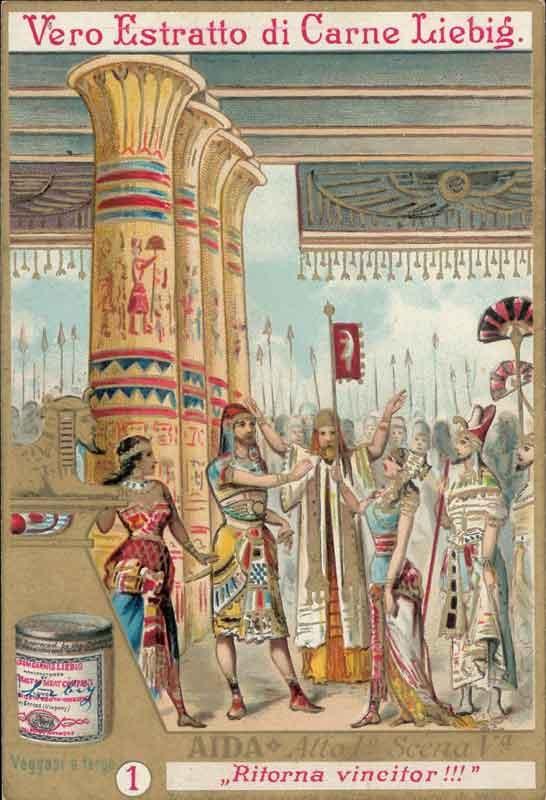 Verdi 200 | Opere | Aida, 1891