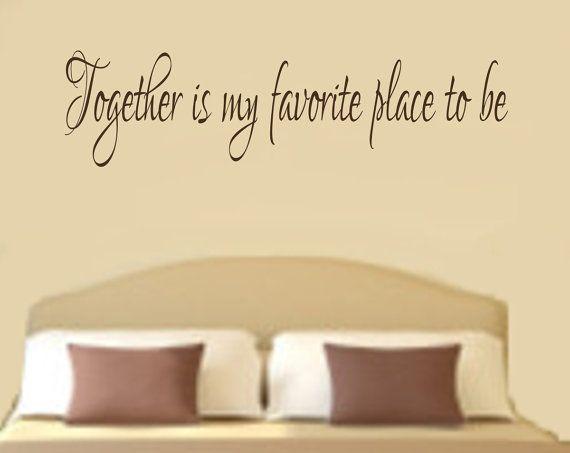 My favorite room in my home is my bedroom.