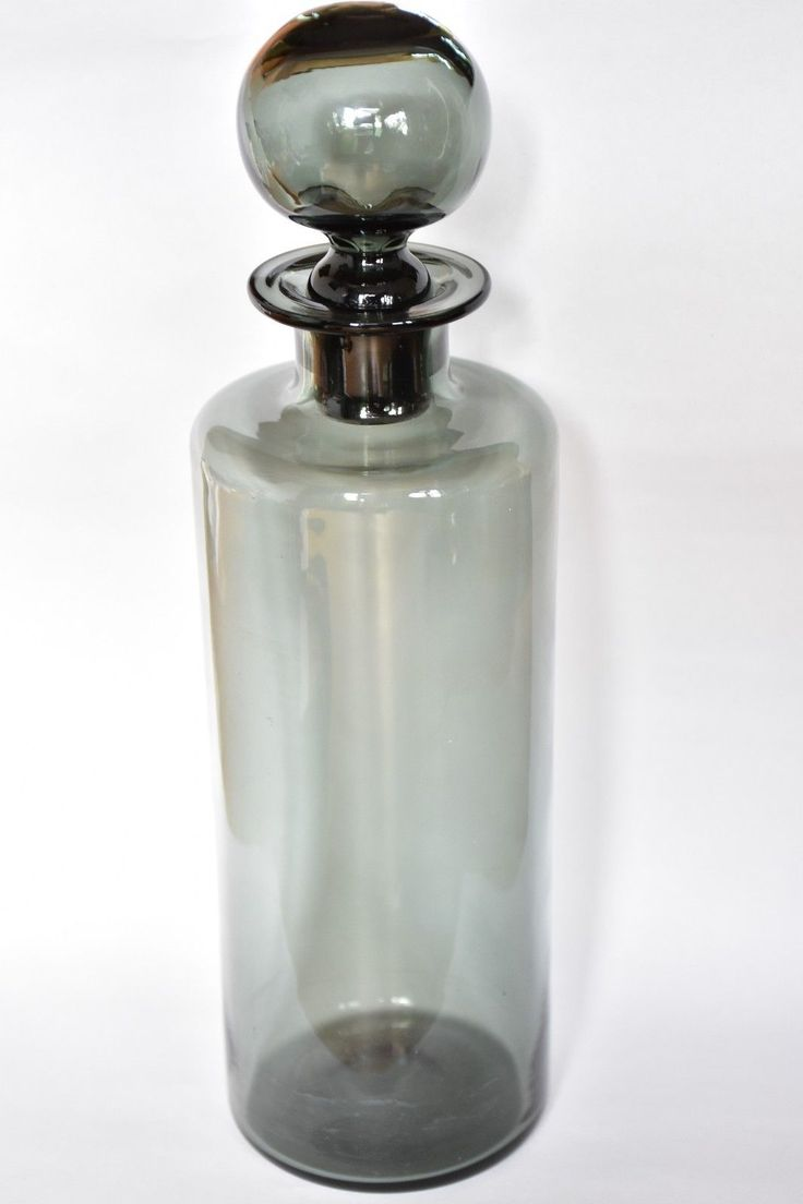 Saara Hopea glass decanter Nuutajärvi, Finland | Keramiek en glaswerk, Glas en kristal, Overig kristal | eBay!