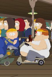 Watch South Park Raising The Bar Episode Online Free. Cartman finally realizes he is fat and decides to do something about it: get a mobility scooter. Between so many fat people on scooter chairs and Honey Boo Boo, James Cameron realizes the ...
