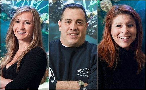 """Meet """"Tanked"""" Stars Wayde King, Heather King and Agnes"""