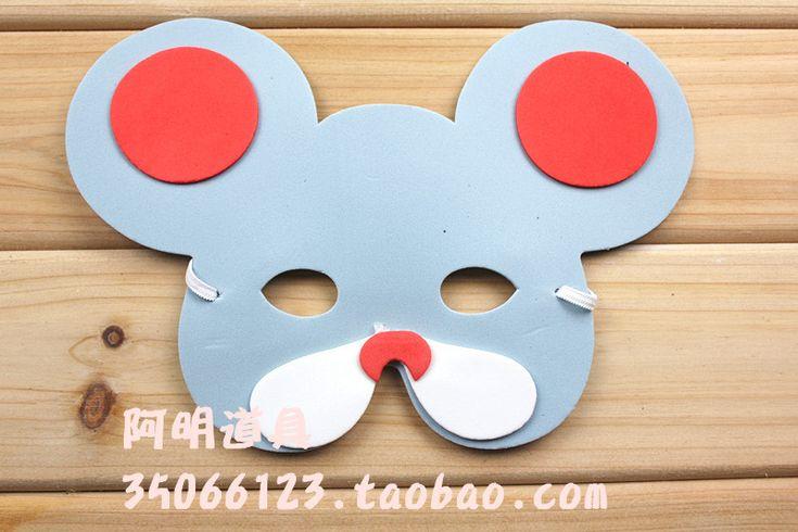 Compra máscara de ratón online al por mayor de China, Mayoristas ...