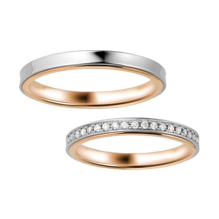 COLORATO m01co(コロラート m01co) 結婚指輪 商品画像 01