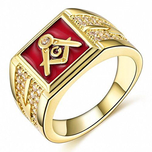 Pin by My Best Deal Today on Shopping | Freemason ring
